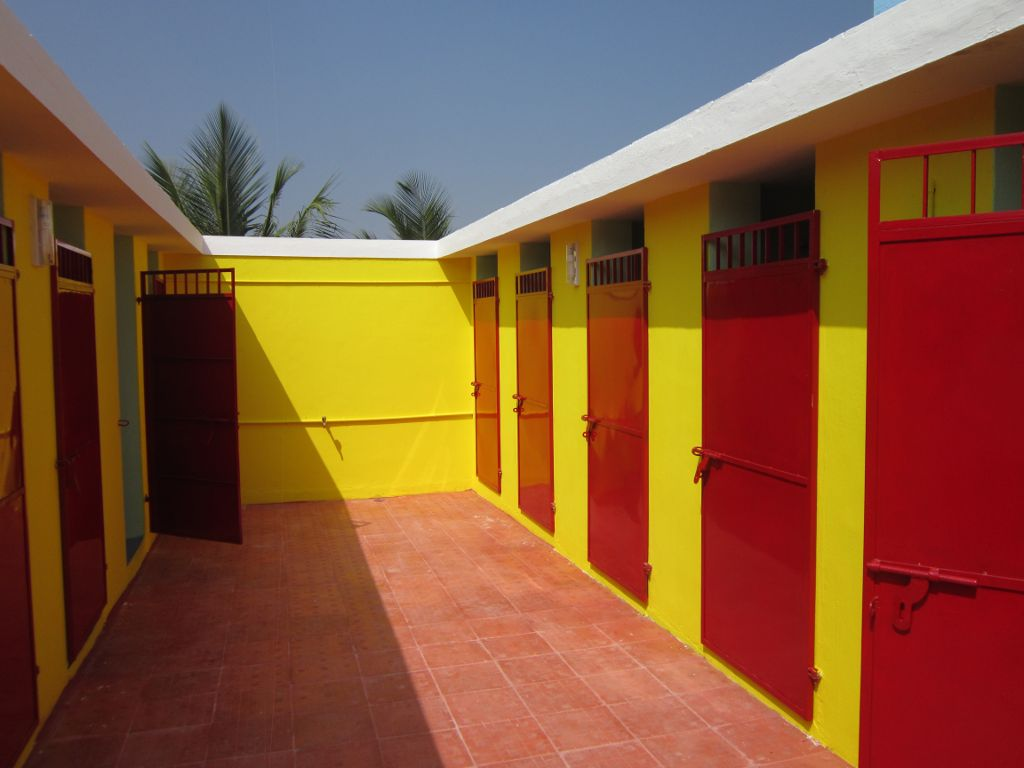Completed toilets, Kynarou